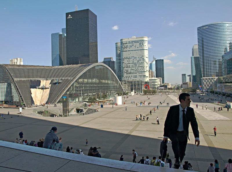 """Paris """" La Défense """" P4196511"""
