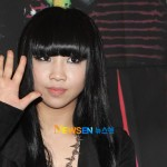 Park Bom is addicted to juice 20100919
