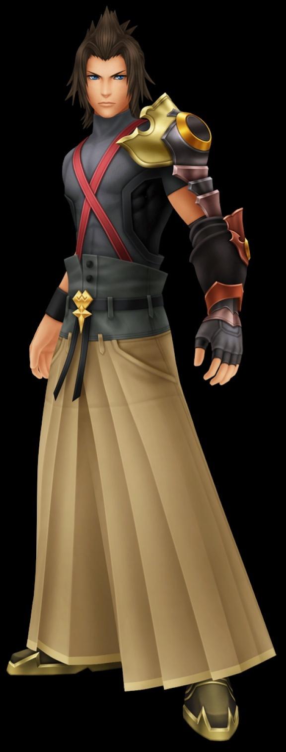 Kingdom Hearts Birth By Sleep Terra-10
