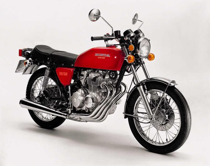 La moto de mon permis... Cb400f10