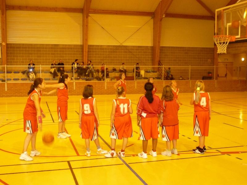 Match poussines contre Saint Amand le 02/01/2010 P1010820