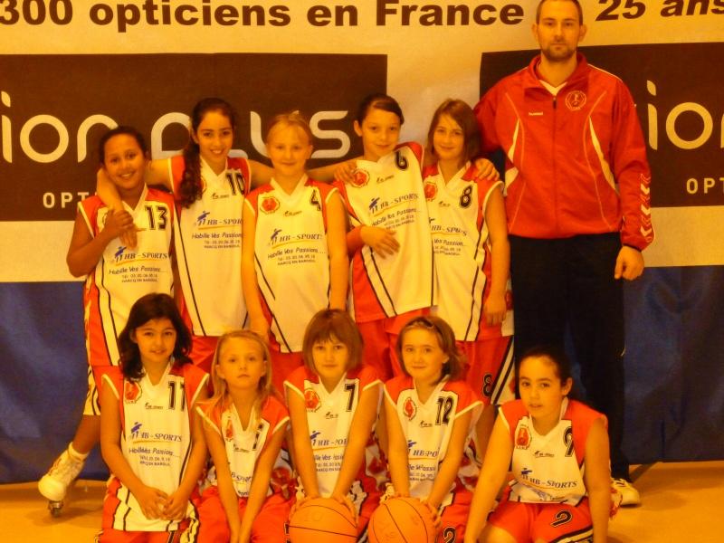 Equipe Poussine du match contre Villers Outréaux le 16 octobre 2010 P1010836