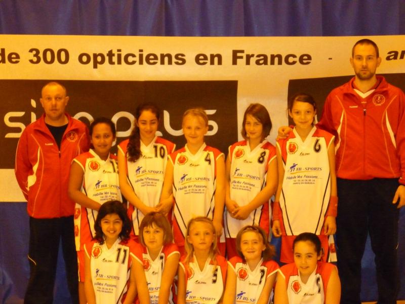 Equipe Poussine du match contre Villers Outréaux le 16 octobre 2010 P1010837