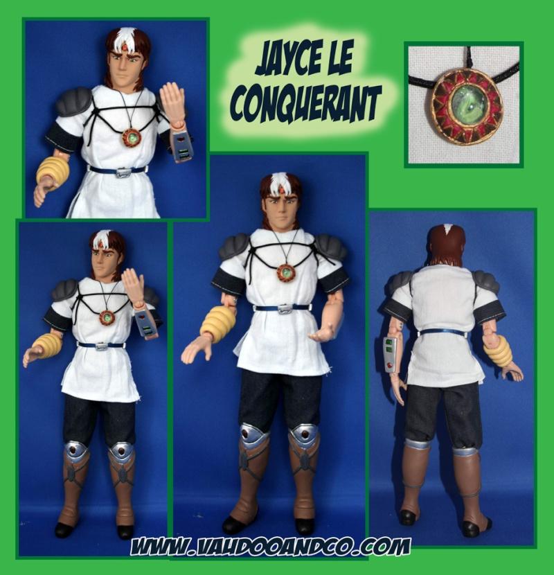 [Custom]   Jayce conquerant de la lumière. Montag10
