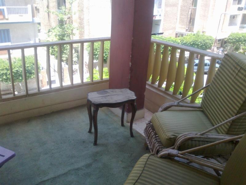 شقة لوكس  للإيجار مفروش 3 تكيف شارع الشرطة  - المعمورة الشاطيء  04062013