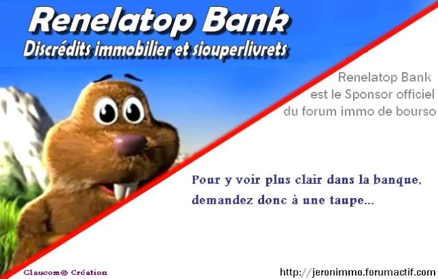 Une nouvelle banque est née !!! Renela10