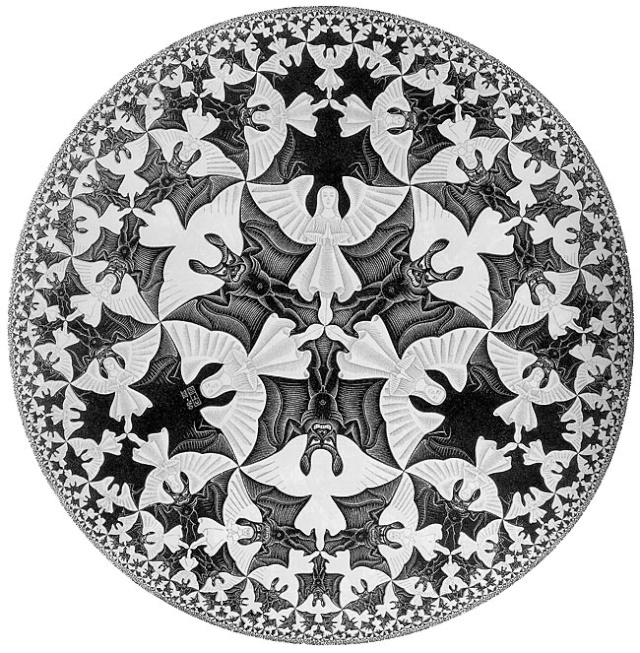 """PROGRAMMA SEMINARIO: Libertà e destino: Lucifero, Arimane il Cristo"""" Escher10"""