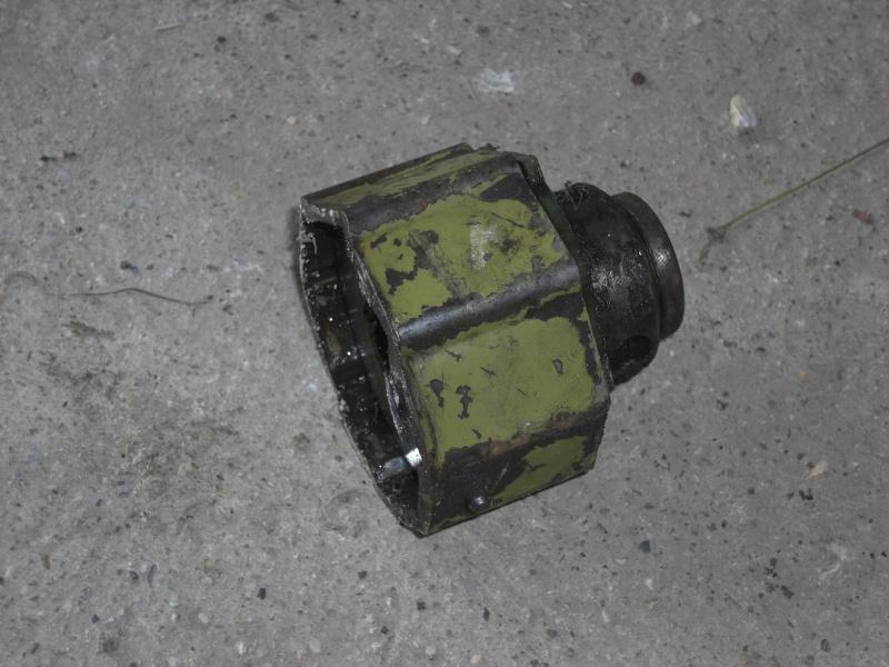 Modification d'arbre de prise de force. Cimg3215