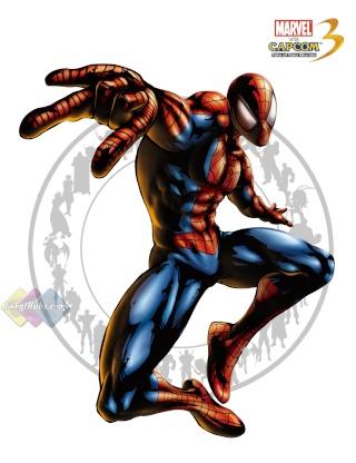 MvC3: Spiderman y Wesker  22_mvc10