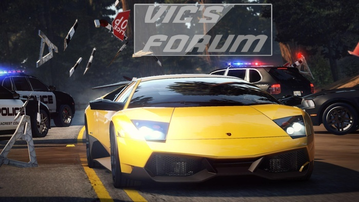 Vic's forum