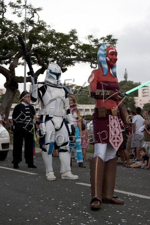 Ahsoka Tano costume 00614