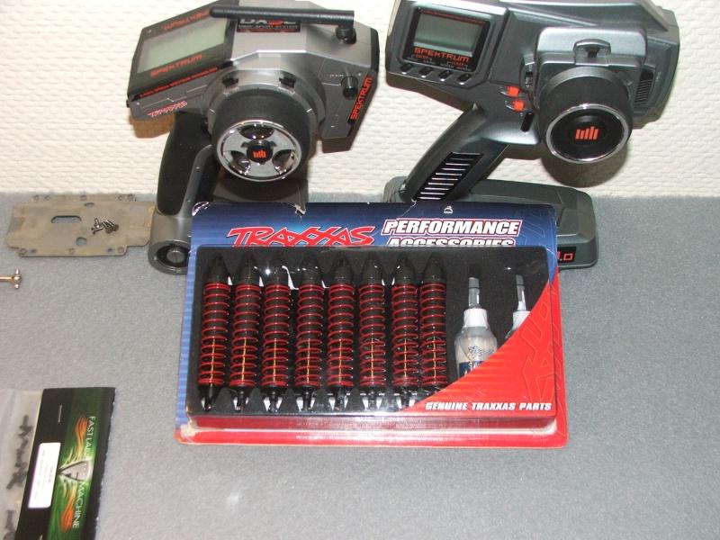 E-Maxx 3905 Brushless MMM, RollCgae, vidéos, etc..... Dscf6922