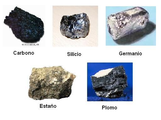 ELEMENTOS REPRESENTATIVOS IA-VIIIA Carbon10