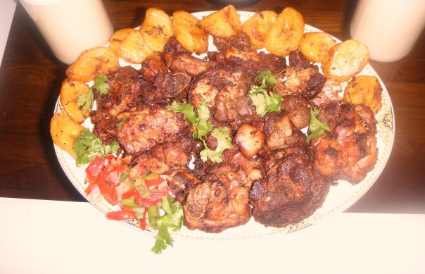 GRILLOT DE DINDE WITH SWEET PLANTAIN - Page 2 14732_10