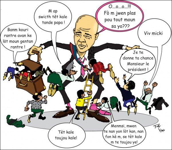 Michel Martelly songe à amnistier Duvalier et Aristide - Page 2 Tout_m10