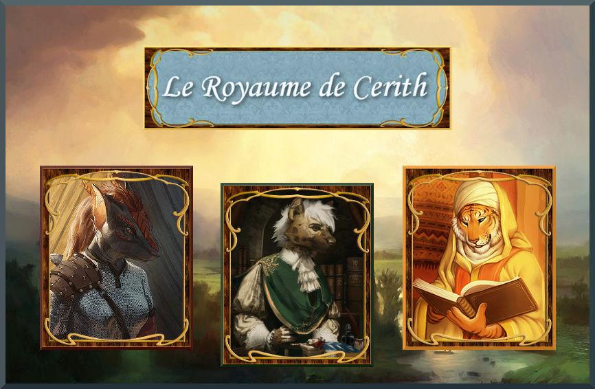 Le royaume de Cerith