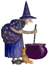 fabriquer sa propre poudre magique Sorcia10