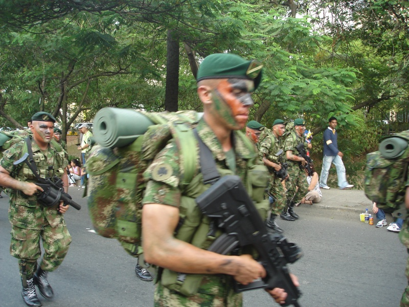 Armée Colombienne / Military Forces of Colombia / Fuerzas Militares de Colombia - Page 2 Dsc09711
