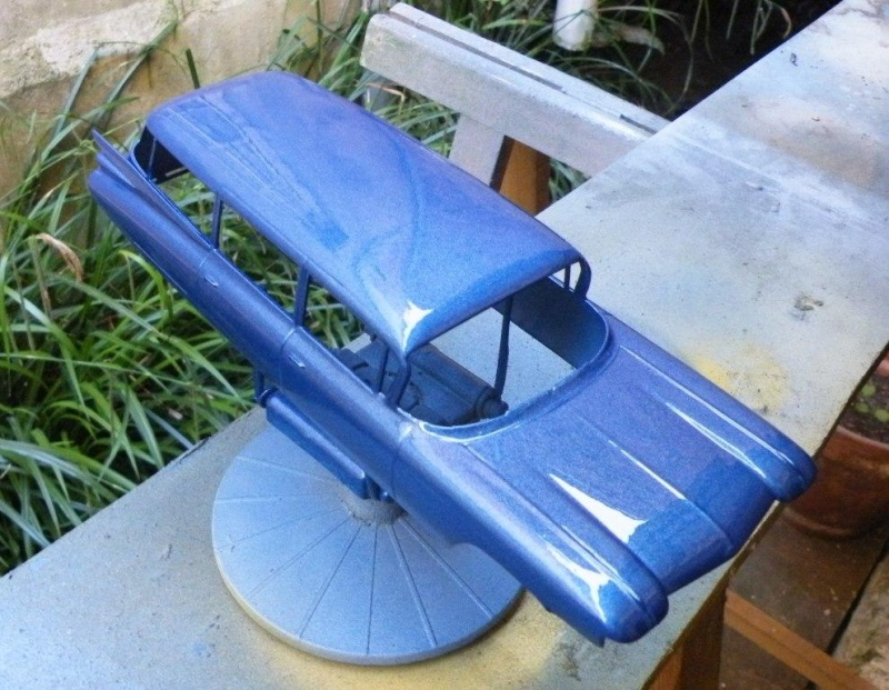 Cadillac Eldorado Miller Meteor Break 1959 (Finie) Cadill11