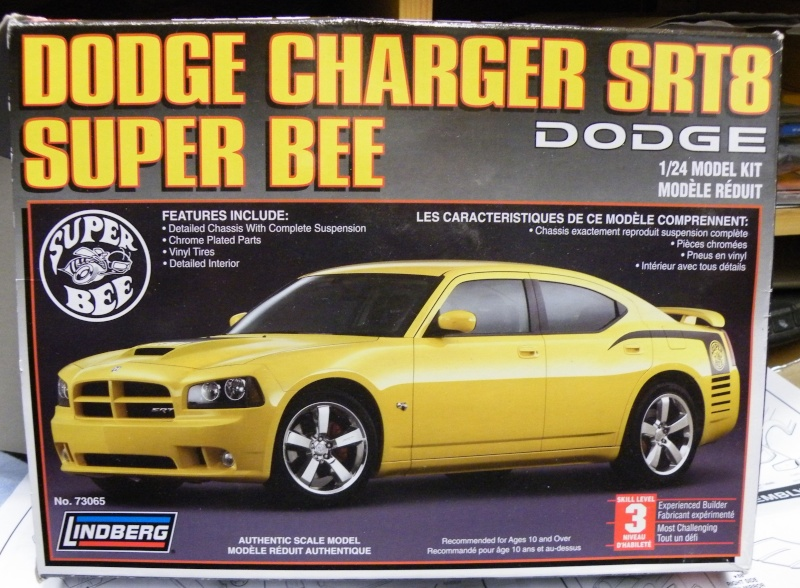 dodge charger - Dodge Charger SRT8 Super Bee Charge10