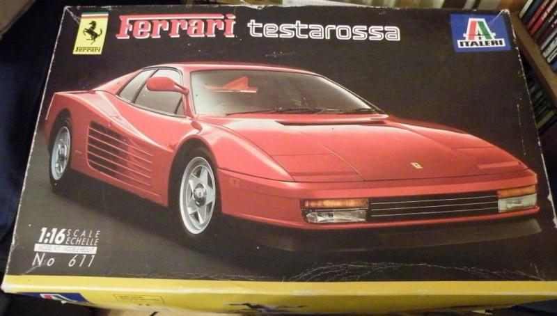 Ferrari Testarossa 1/16 Dscf6916