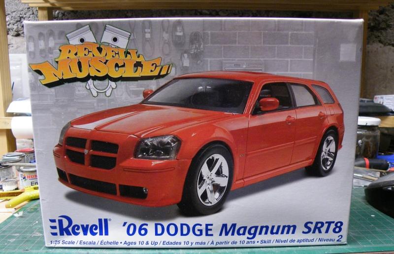 Dodge Magnum SRT 8 Magnum10