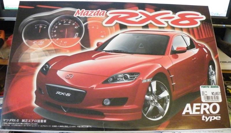 Mazda RX8 Fujimi Rx8_0110