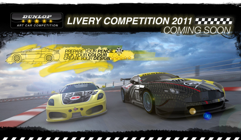 Dunlop Livery Competition 2011 Livery11
