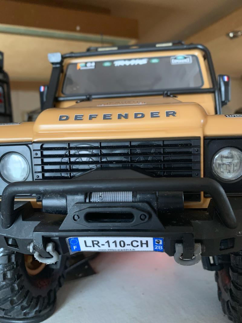 Fabrication d'une remorque pour Defender 15495411