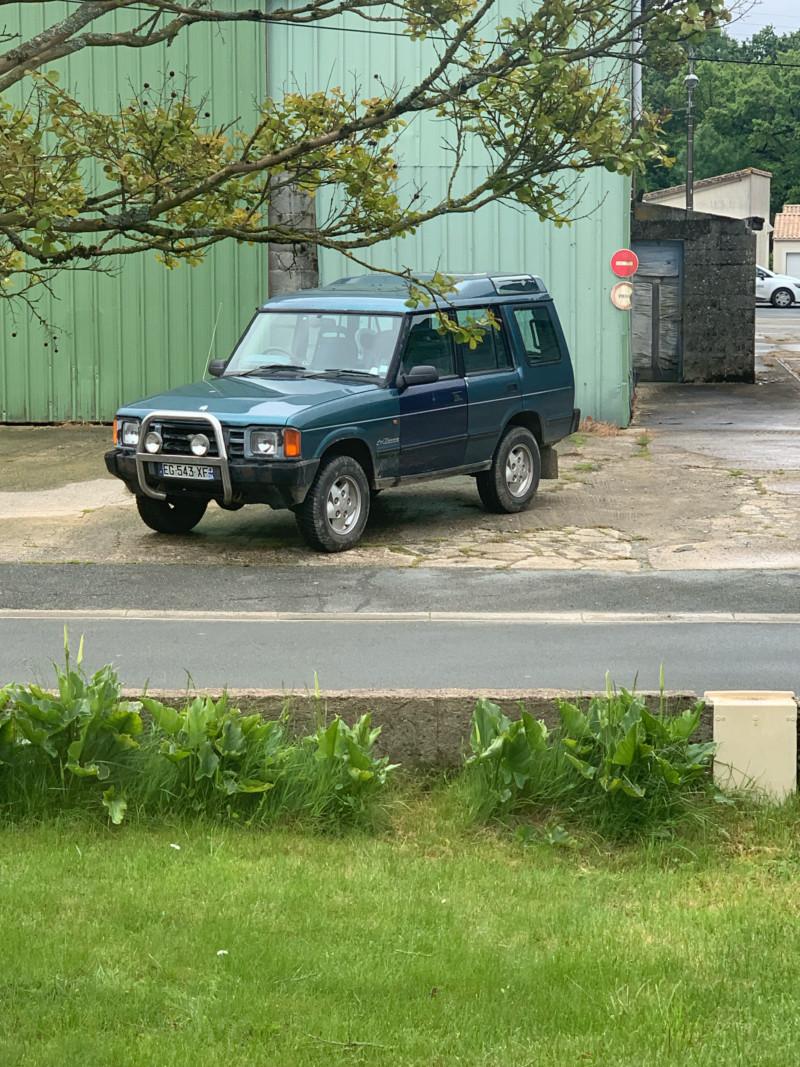 Le Land Rover Discovery 200 TDI de Noel85 15574810