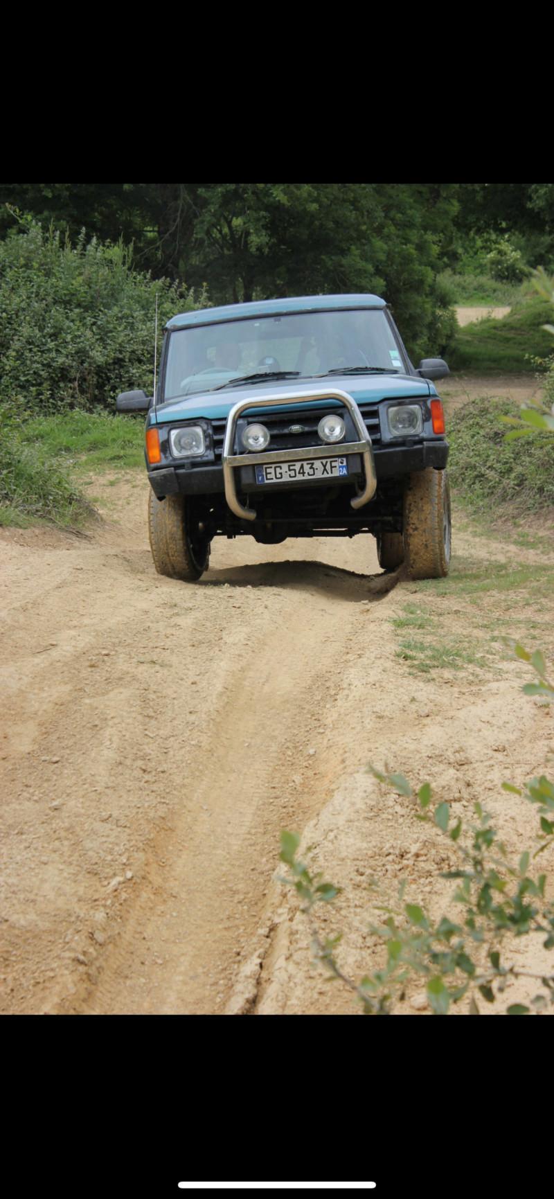 Le Land Rover Discovery 200 TDI de Noel85 15590210