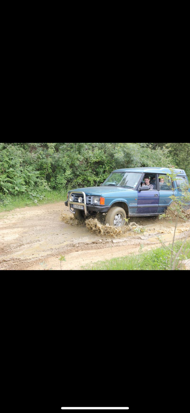 Le Land Rover Discovery 200 TDI de Noel85 15590211