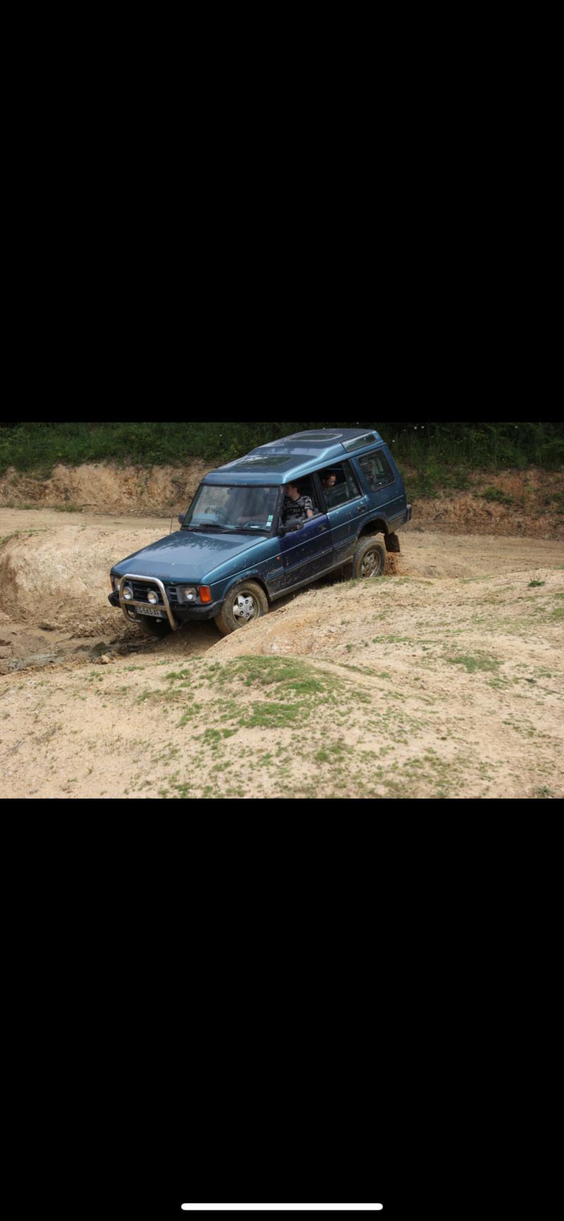 Le Land Rover Discovery 200 TDI de Noel85 15590212