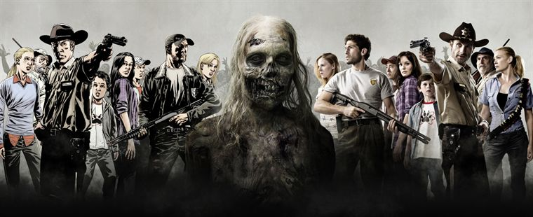 THE WALKING DEAD 19557331
