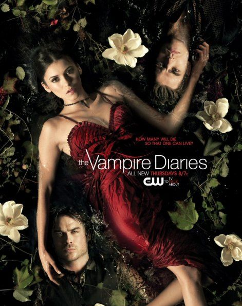 THE VAMPIRE DIARIES - Page 3 19723510