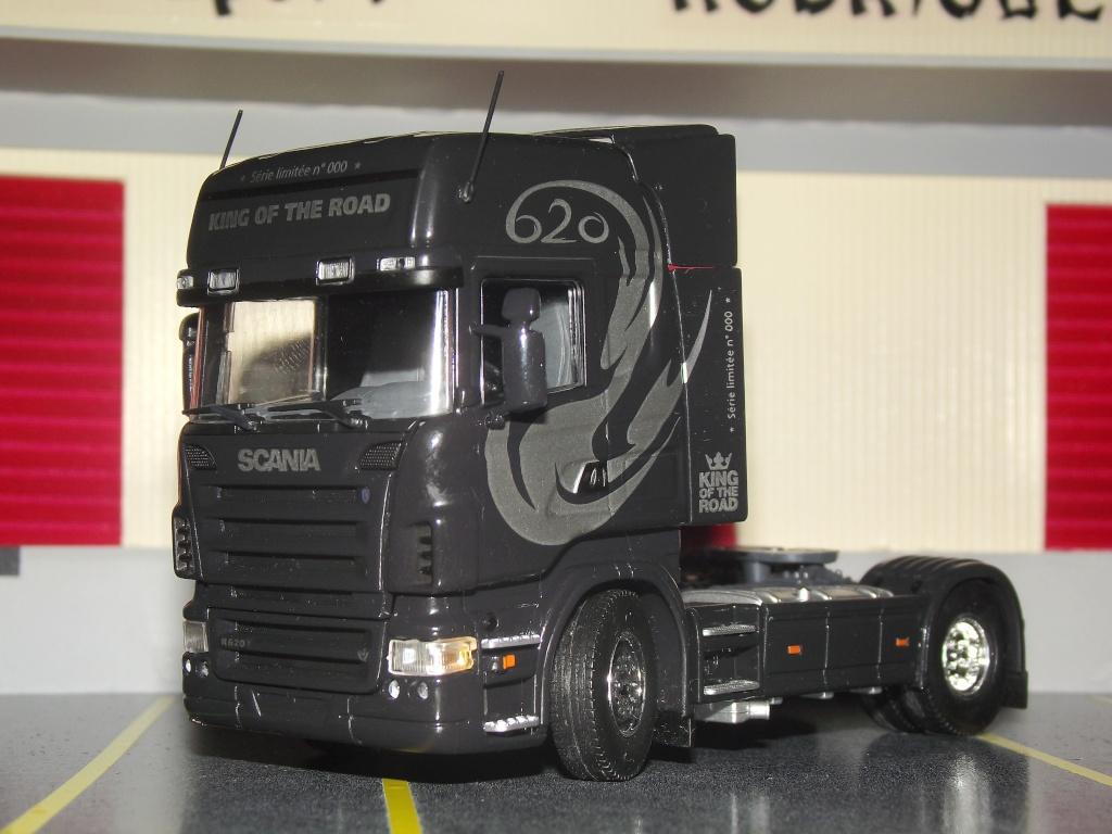 Miniatures camions 1/50 et 1/43 de David 36. 000110