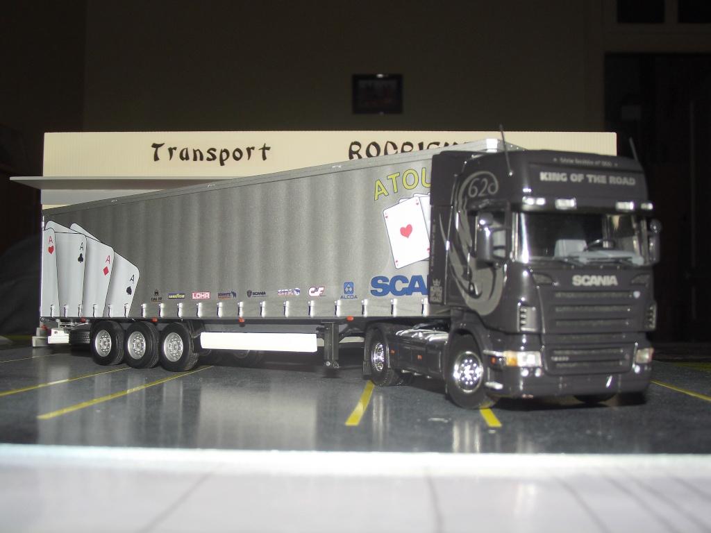 Miniatures camions 1/50 et 1/43 de David 36. 000410