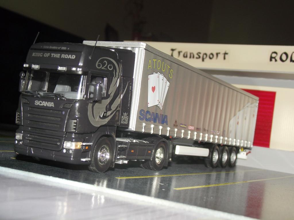 Miniatures camions 1/50 et 1/43 de David 36. 000510
