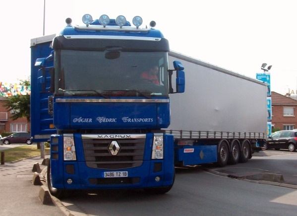 Agier Lespinasse Transports (Bourges, 18) 28975710