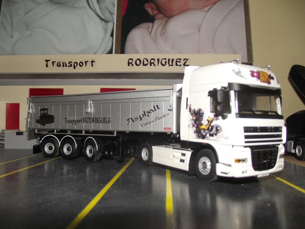 Miniatures camions 1/50 et 1/43 de David 36. Daf10