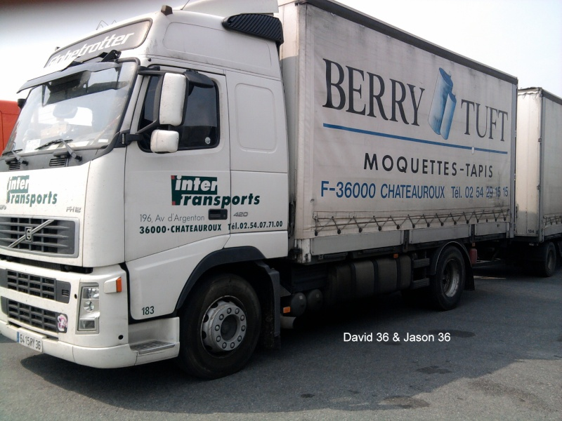 Inter Transports (Chateauroux) (36) Mi_for12