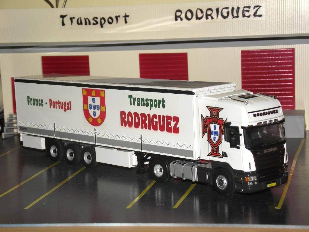 Miniatures camions 1/50 et 1/43 de David 36. Scania14