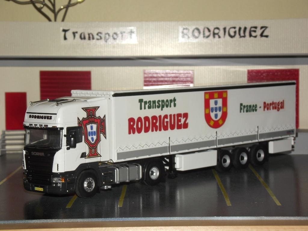 Miniatures camions 1/50 et 1/43 de David 36. Scania15