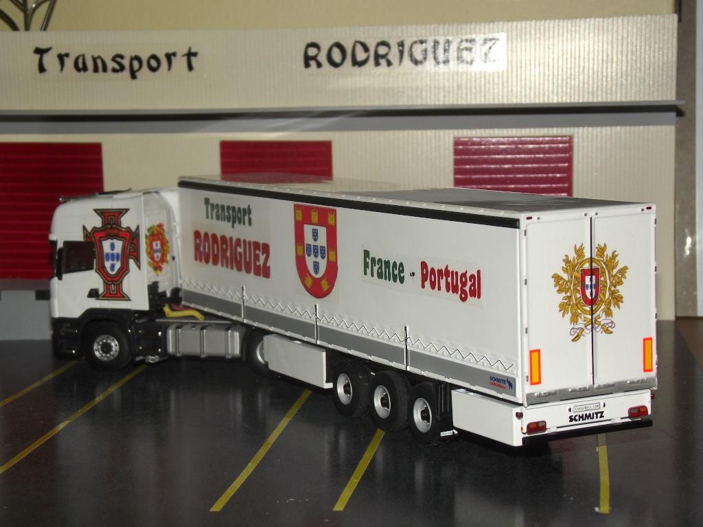 Miniatures camions 1/50 et 1/43 de David 36. Scania16