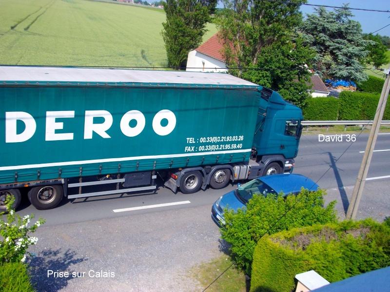 Deroo (Wizernes)(62) (groupe Paprec) Transp13