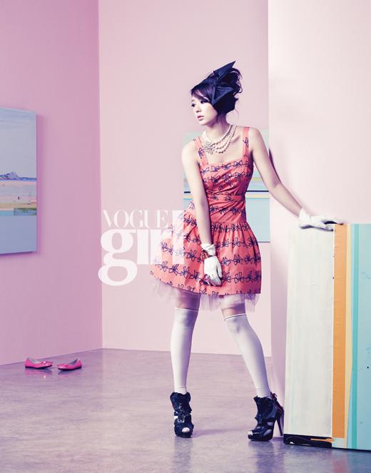 [K-Actrice] Yoon Eun Hye 20100210
