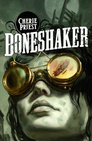 Le Siècle Mécanique, Tome 1 : Boneshaker Cover_10