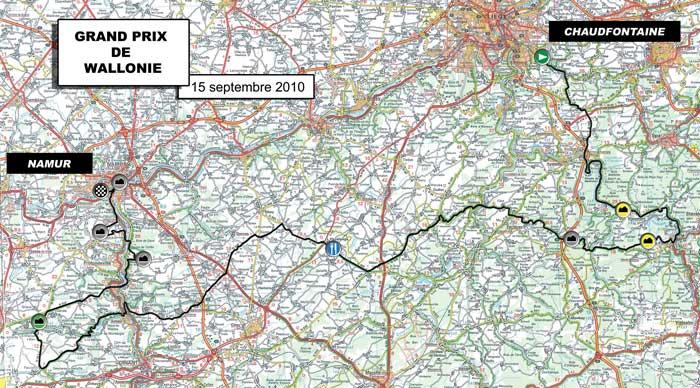 GP DE WALLONIE --Belgique-- 15.09.2010 2010-c10