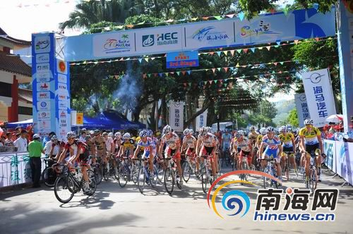 TOUR OF HAINAN  --Chine-- 11 au 19.10.2010 900010