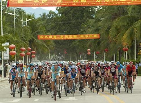TOUR OF HAINAN  --Chine-- 11 au 19.10.2010 Deroo11
